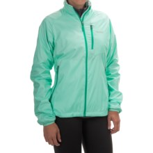 Marmot Stride Jacket - Wind Resistant (For Women) in Ice Green - Closeouts