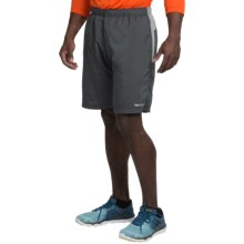Marmot Stride Shorts - UPF 30 (For Men) in Black/Cinder - Closeouts