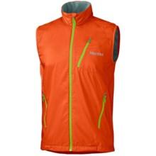 Marmot Stride Vest (For Men) in Sunset Orange - Closeouts