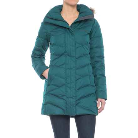 Marmot Strollbridge Down Jacket - 700 Fill Power (For Women) in Deep Teal - Closeouts