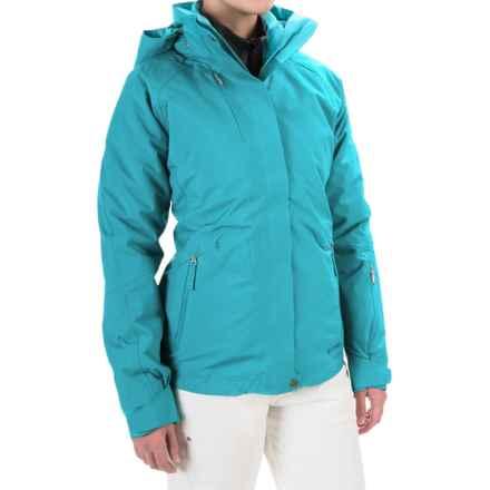 Marmot Sugar Loaf Component Jacket - Waterproof, 3-in-1 (For Women) in Sea Breeze - Closeouts