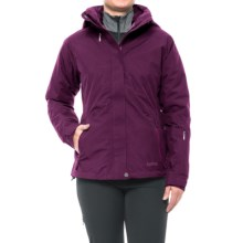 Marmot Sugar Loaf Component Jacket - Waterproof, 3-in-1 (For Women) in White - Closeouts