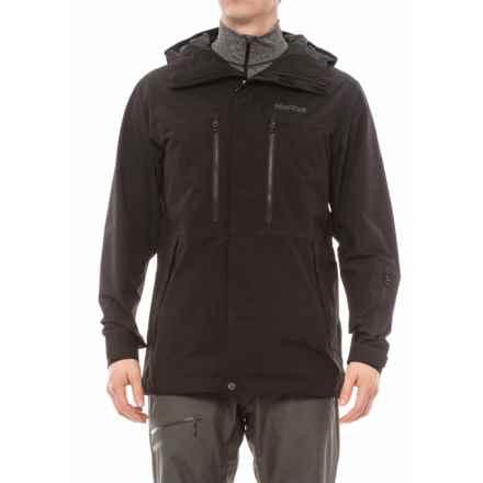 Marmot Sugarbush MemBrain® Jacket - Waterproof (For Men) in Black - Closeouts