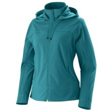Marmot Summerset Jacket - Soft Shell (For Women) in Sea Green - Closeouts