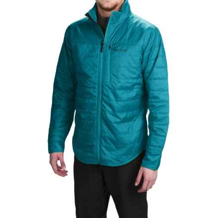 Marmot Sundown Jacket - Insulated (For Men) in Dark Sea - Closeouts