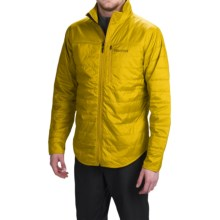 Marmot Sundown Jacket - Insulated (For Men) in Green Mustard - Closeouts