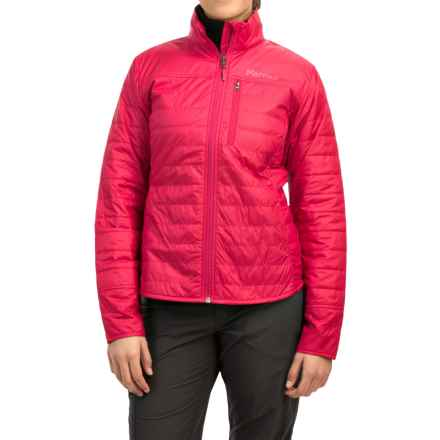 Marmot Sundown Jacket - Insulated (For Women) in Raspberry - Closeouts