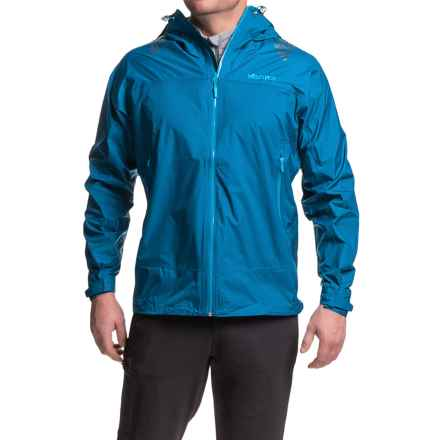Marmot Super Mica Jacket (For Men) in Blue Sapphire - Closeouts