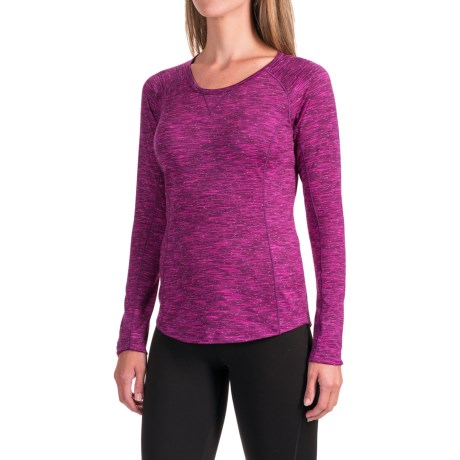 Marmot Sylvie Shirt - UPF 50, Long Sleeve (For Women) in Bright Fuchsia