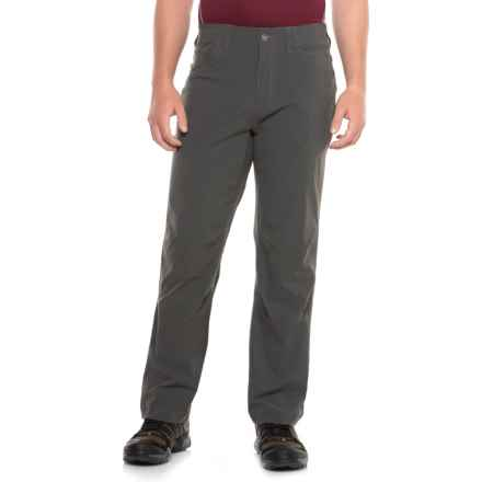 Marmot Syncline Pants - UPF 50 (For Men) in Slate Grey - Closeouts