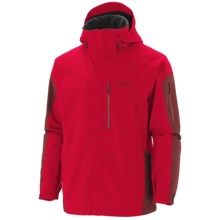 Marmot Tamarack Jacket - Waterproof (For Men) in Team Red/Brick - Closeouts
