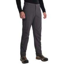 Marmot Tarn Pants - Soft Shell (For Men) in Black - Closeouts