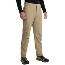Marmot Tarn Soft Shell Pants (For Men) in Dark Khaki - Closeouts