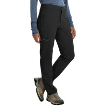 Marmot Tarn Soft Shell Pants (For Women) in Black - Closeouts