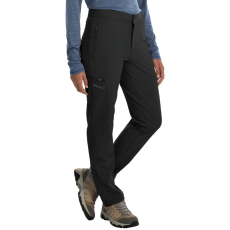 Marmot Tarn Soft Shell Pants (For Women) in Black
