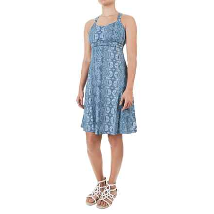 Marmot Taryn Dress - UPF 30, Sleeveless (For Women) in Dark Steel Tapestry - Closeouts