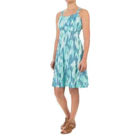 Marmot Taryn Dress - UPF 30, Sleeveless (For Women) in Gem Green Leaf - Closeouts