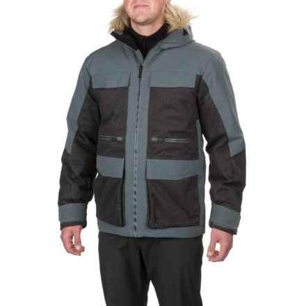 Marmot Telford Down Jacket - 700 Fill Power (For Men) in Steel Onyx - Closeouts