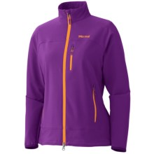 Marmot Tempo Jacket - M3 Soft Shell (For Women) in Vibrant Purple - Closeouts