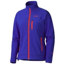 Marmot Tempo M3 Soft Shell Jacket (For Women) in Astral Blue - Closeouts
