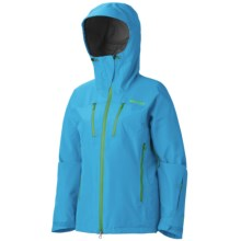 Marmot Terminus Gore-Tex® Ski Jacket - Waterproof (For Women) in Blue Sea - Closeouts