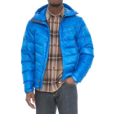 Marmot Terrawatt Down Jacket - 800 Fill Power (For Men) in Clear Blue - Closeouts