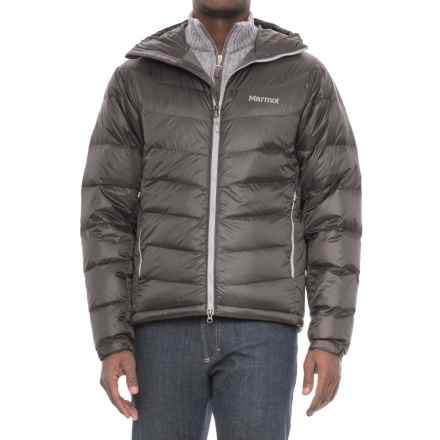 Marmot Terrawatt Down Jacket - 800 Fill Power (For Men) in Slate Grey - Closeouts