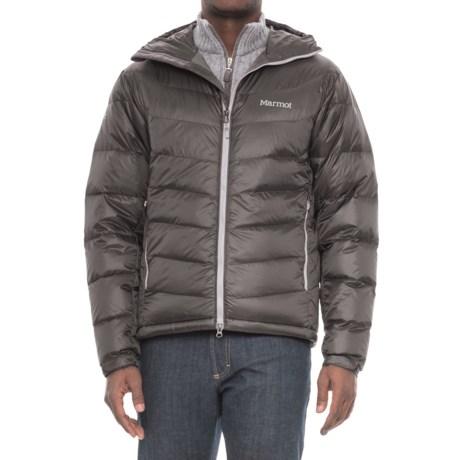 Marmot Terrawatt Down Jacket - 800 Fill Power (For Men) in Slate Grey