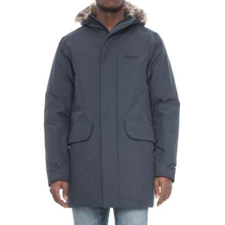Marmot Thomas Down Jacket - Waterproof, 700 Fill Power (For Men) in Dark Indigo - Closeouts