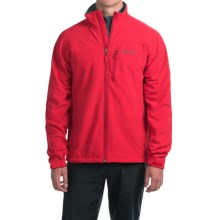 Marmot Threshold II  Soft Shell Jacket (For Men) in Cardinal - Closeouts