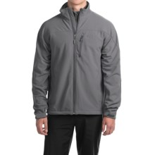 Marmot Threshold II  Soft Shell Jacket (For Men) in Cinder - Closeouts