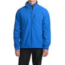 Marmot Threshold II  Soft Shell Jacket (For Men) in Cobalt Blue - Closeouts
