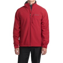 Marmot Threshold II  Soft Shell Jacket (For Men) in Team Red - Closeouts