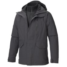Marmot Thunder Road Component Jacket - Waterproof, 3-in-1 (For Men) in Dark Granite - Closeouts