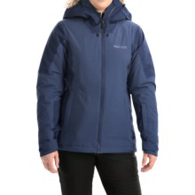 Marmot Tina Jacket - Waterproof, Insulated (For Women) in Arctic Navy - Closeouts