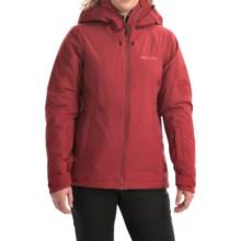 Marmot Tina Jacket - Waterproof, Insulated (For Women) in Dark Crimson - Closeouts