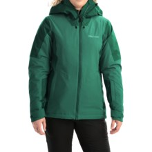 Marmot Tina Jacket - Waterproof, Insulated (For Women) in Gator - Closeouts