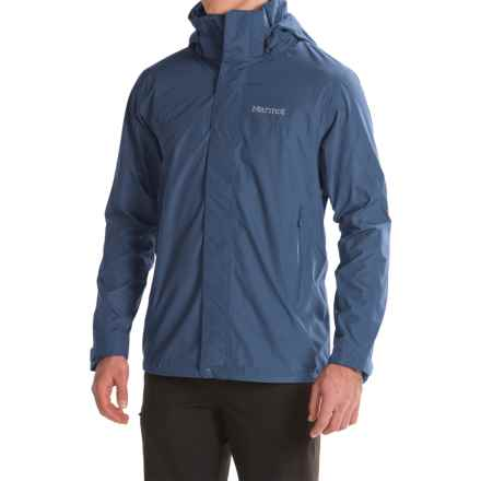 Marmot Torino Jacket - Waterproof (For Men) in Arctic Navy - Closeouts