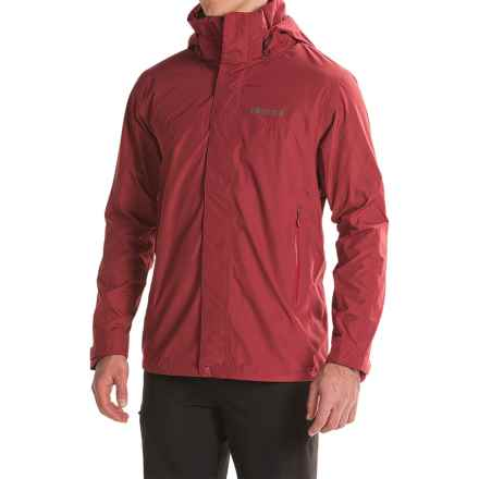 Marmot Torino Jacket - Waterproof (For Men) in Brick - Closeouts