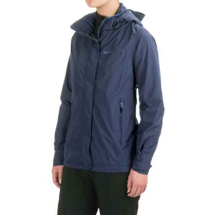 Marmot Torino Jacket - Waterproof (For Women) in Arctic Navy - Closeouts