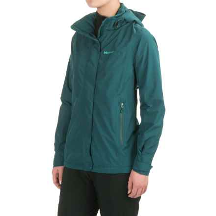Marmot Torino Jacket - Waterproof (For Women) in Deep Teal - Closeouts