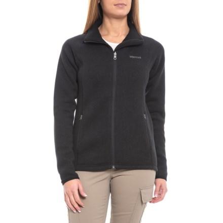 248fbd4a5 Marmot Torla Polartec® Thermal Pro® Jacket (For Women) in Black - Closeouts