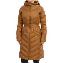 Marmot Toronto Long Down Jacket - 700 Fill Power (For Women) in Copper - Closeouts