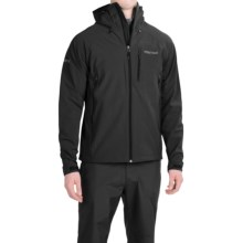 Marmot Tour M3 Soft Shell Jacket (For Men) in Black - Closeouts