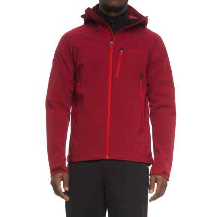 Marmot Tour M3 Soft Shell Jacket (For Men) in Brick - Closeouts