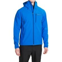 Marmot Tour M3 Soft Shell Jacket (For Men) in Cobalt Blue - Closeouts