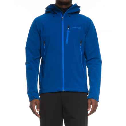Marmot Tour M3 Soft Shell Jacket (For Men) in Dark Cerulean - Closeouts
