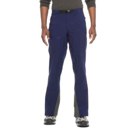 Marmot Tour M3 Soft Shell Pants (For Men) in Arctic Navy - Closeouts
