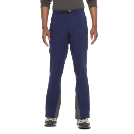Marmot Tour M3 Soft Shell Pants (For Men) in Arctic Navy