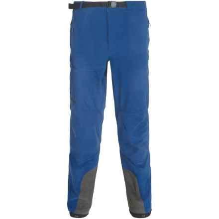Marmot Tour M3 Soft Shell Pants (For Men) in Blue Night - Closeouts